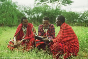 Maasai-Assistants